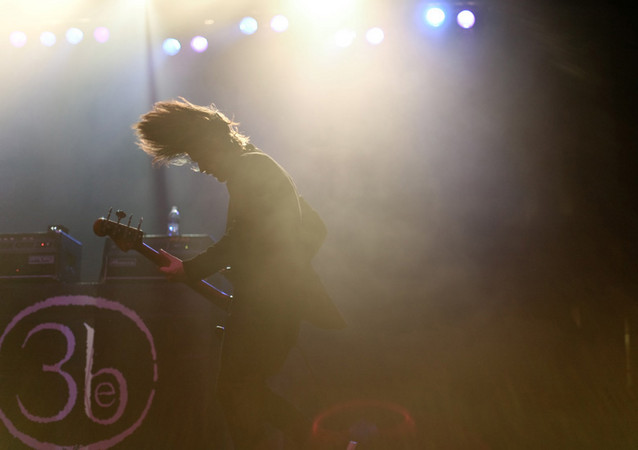Third Eye Blind pics from tour in Fayetteville