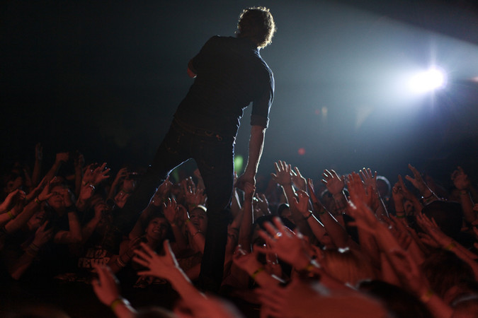 Dierks Bentley 2010 Tour