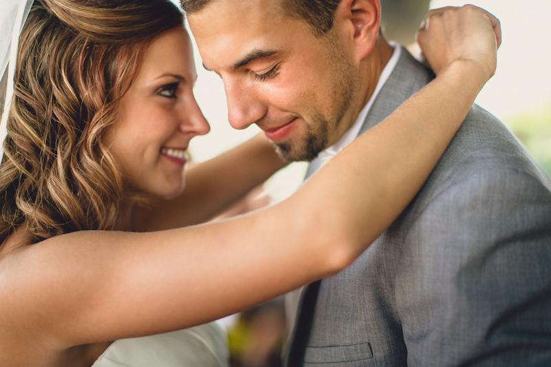 Jen + Kyle: Wedding