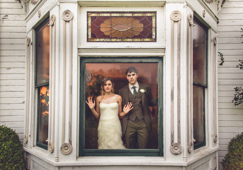 Grace + Andrew: Wedding