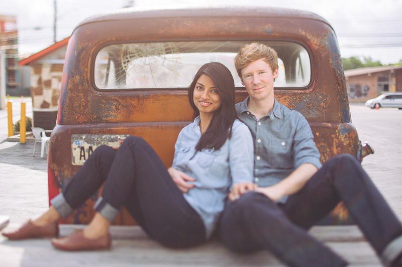 Thomas & Farah: Engaged