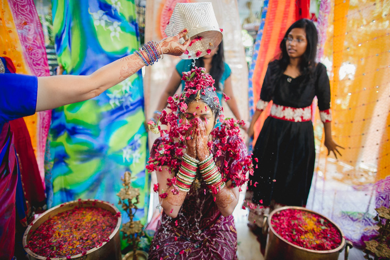 Midhula & Vissu: India