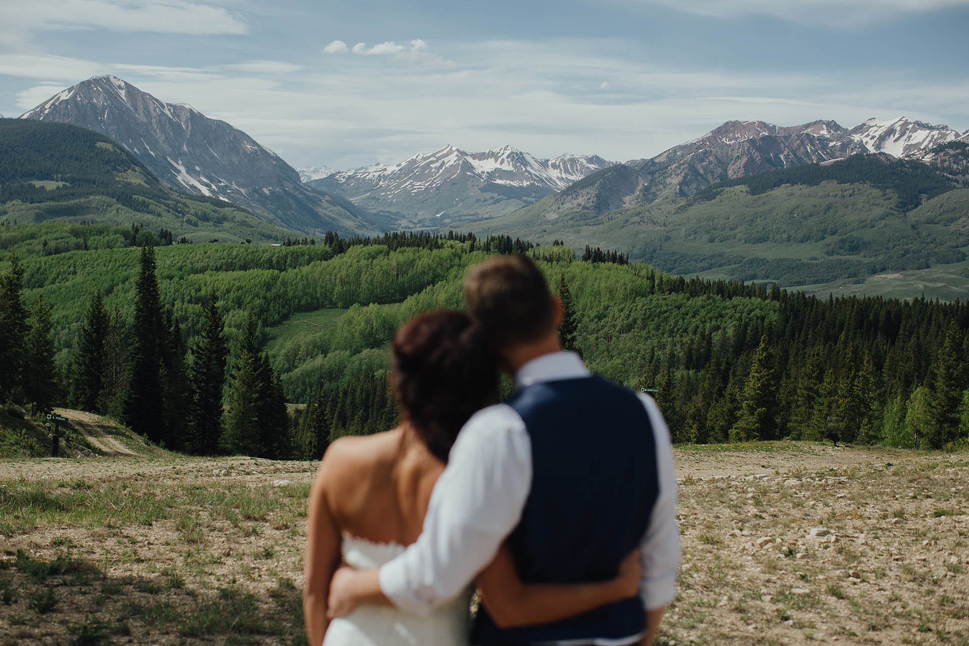 Crested Butte Elopement: Megan & Ross
