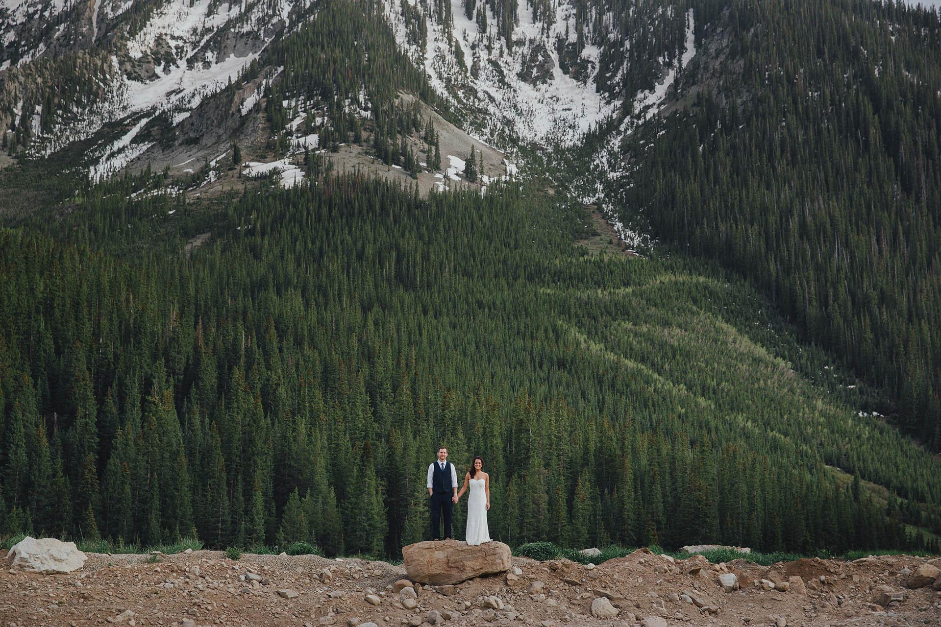 Crested Butte Elopement: Megan & Ross