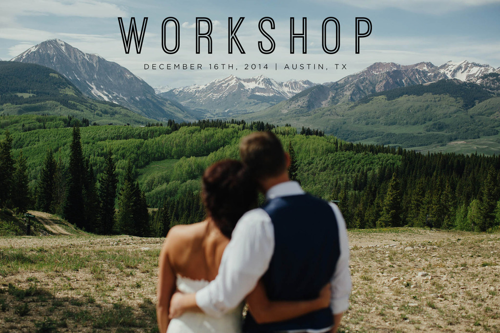 December Photography Workshop: Austin, TX