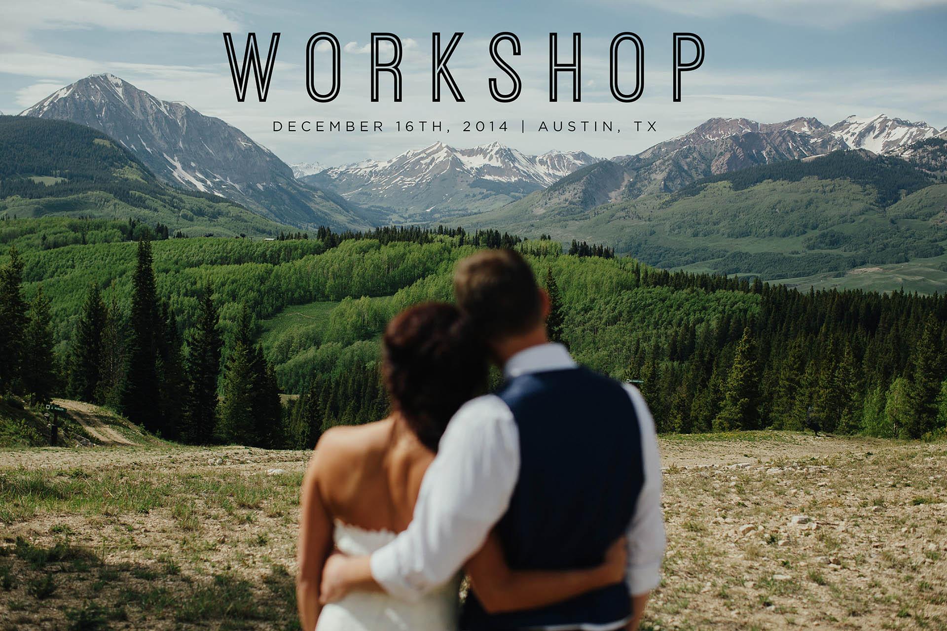 December Photography Workshop: Austin, TX