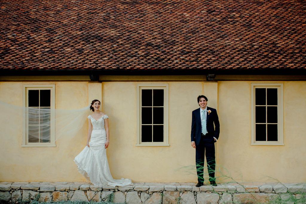 Camp Lucy Wedding: Adrianna + Jorge