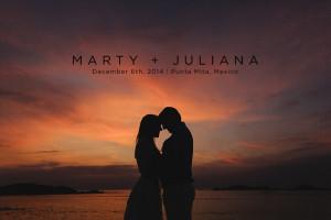 Marty & Juliana: Slideshow