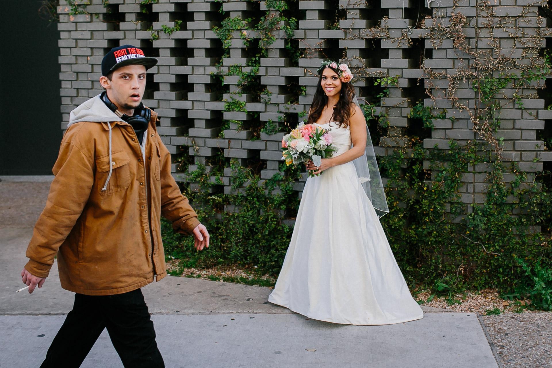 belmont bride portraits