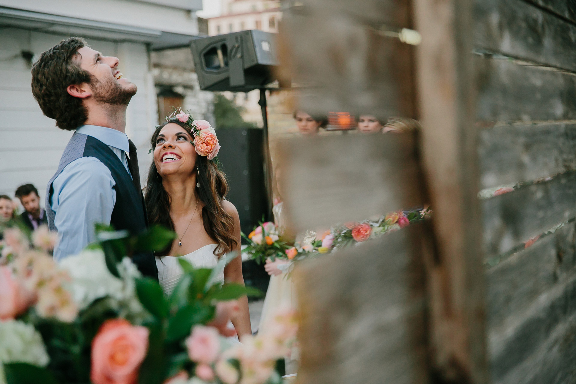 the belmont austin wedding cermeony