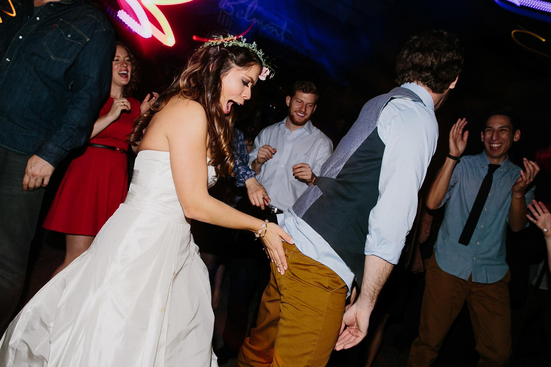 belmont wedding reception