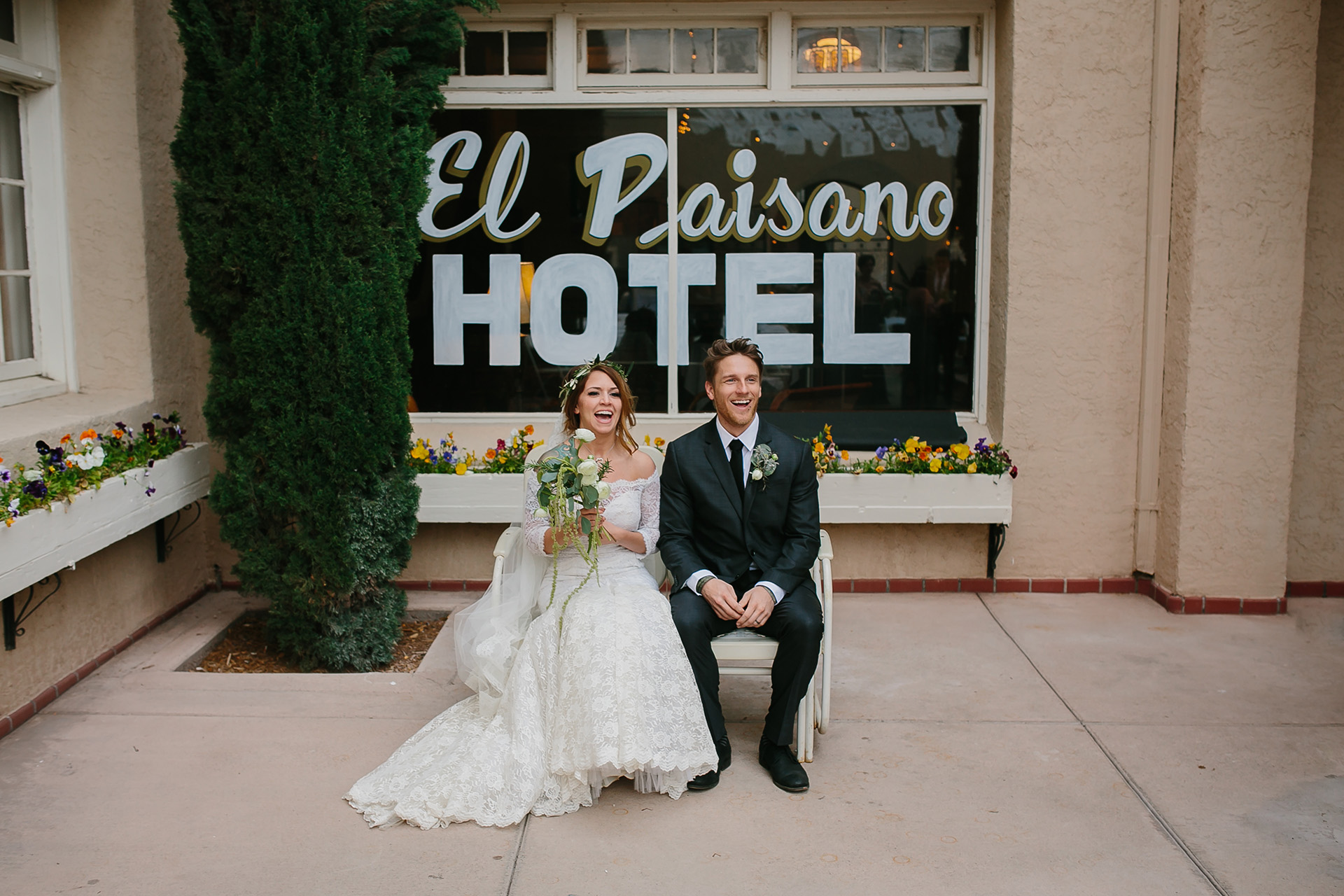 hotel paisano marfa wedding