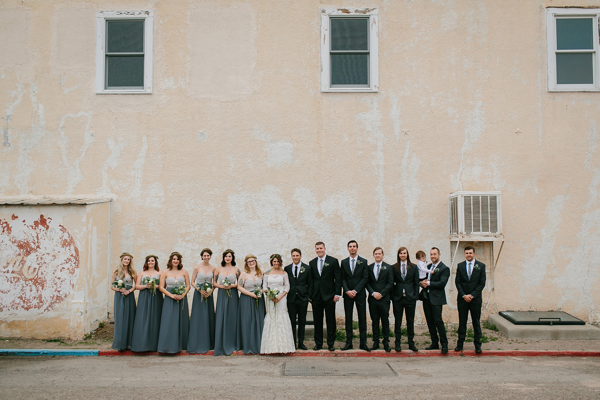marfa wedding party