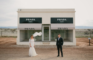 Chase & Lauren: Marfa, TX Wedding