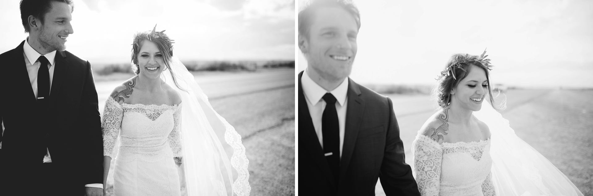 wedding marfa portraits