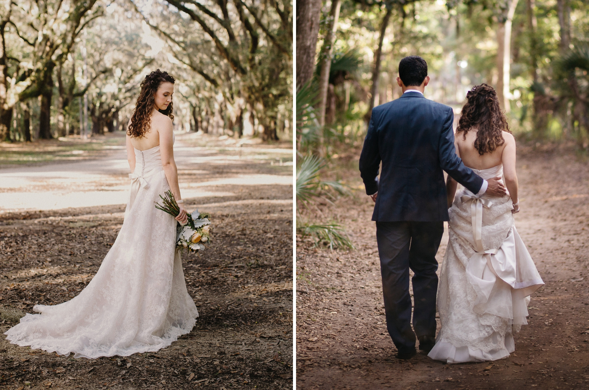wedding at wormsloe in savannah