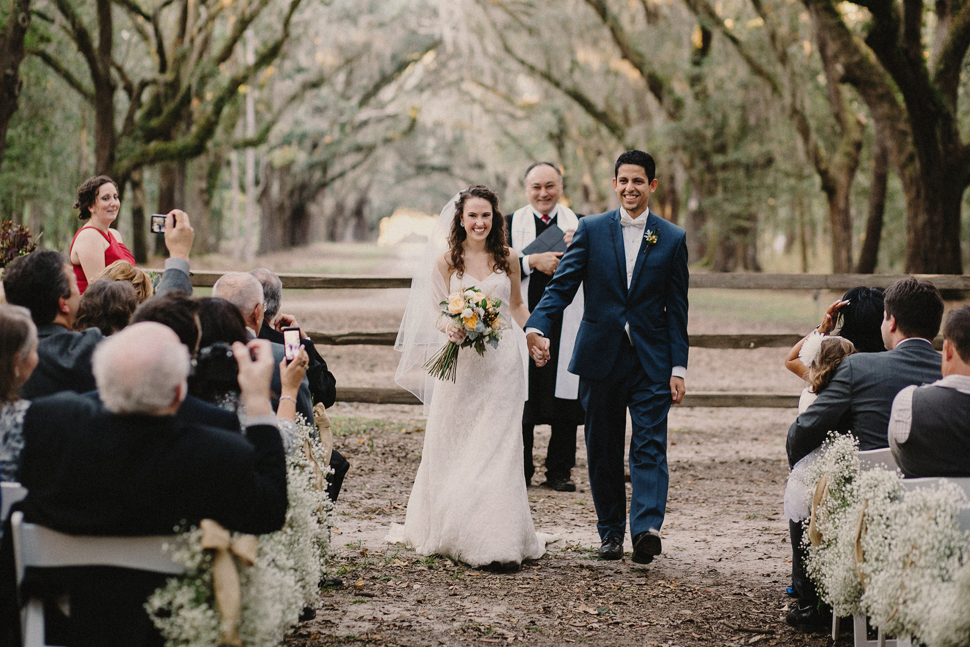 wormsloe wedding photography