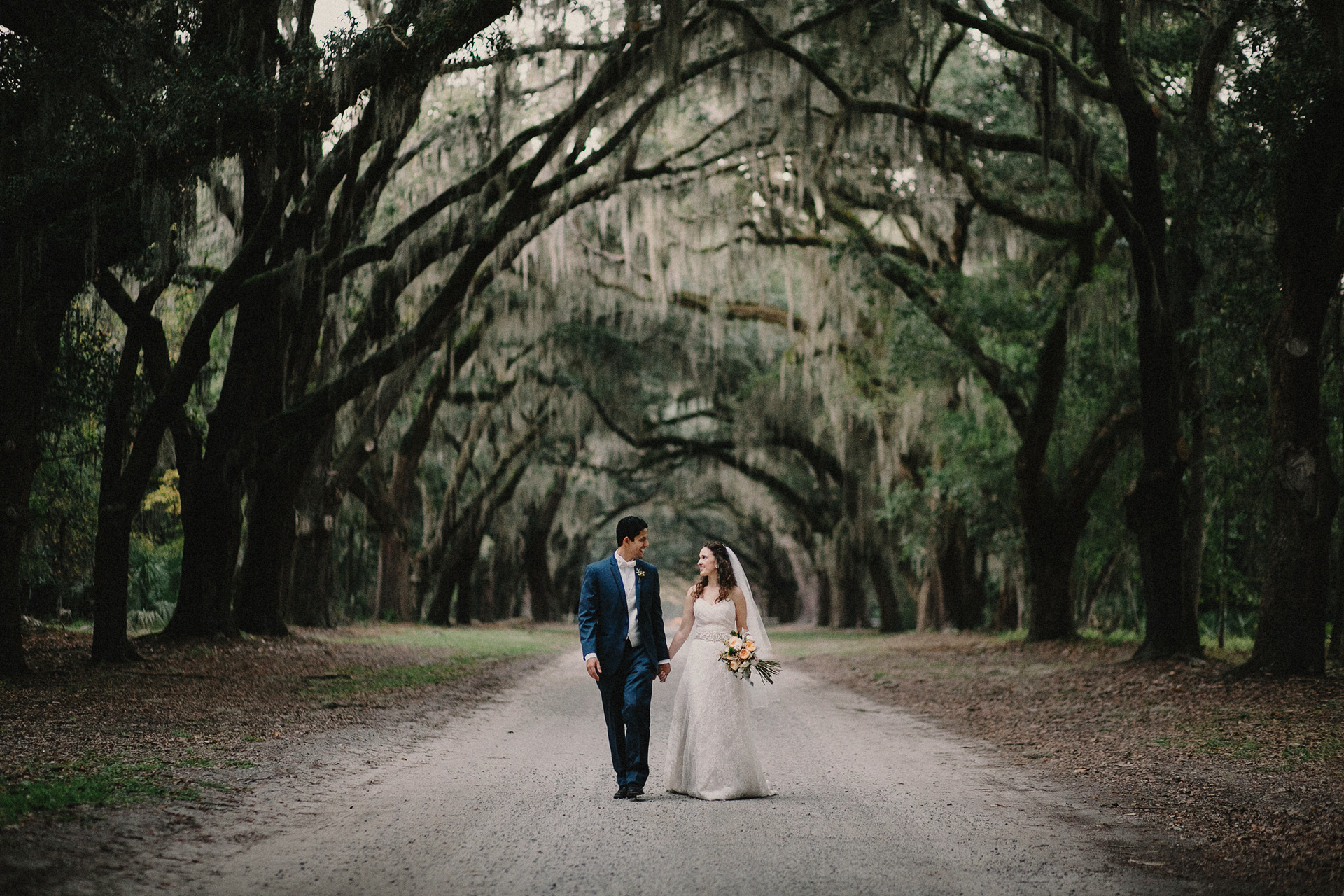 wormsloe wedding photographer