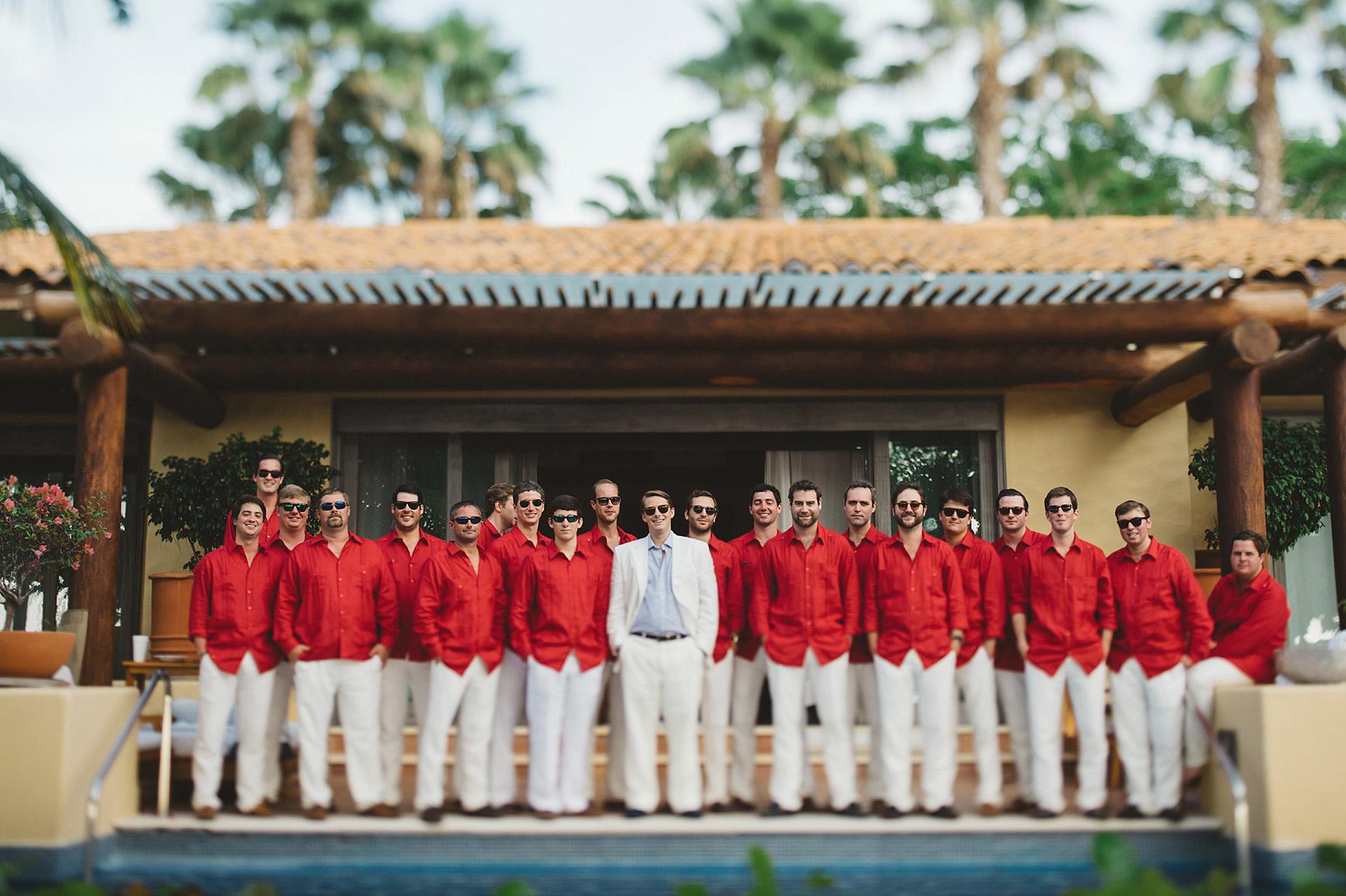 punta mita beach wedding