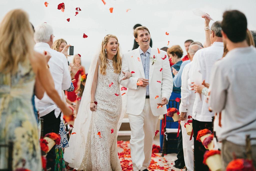 Punta Mita Wedding: Juliana & Marty
