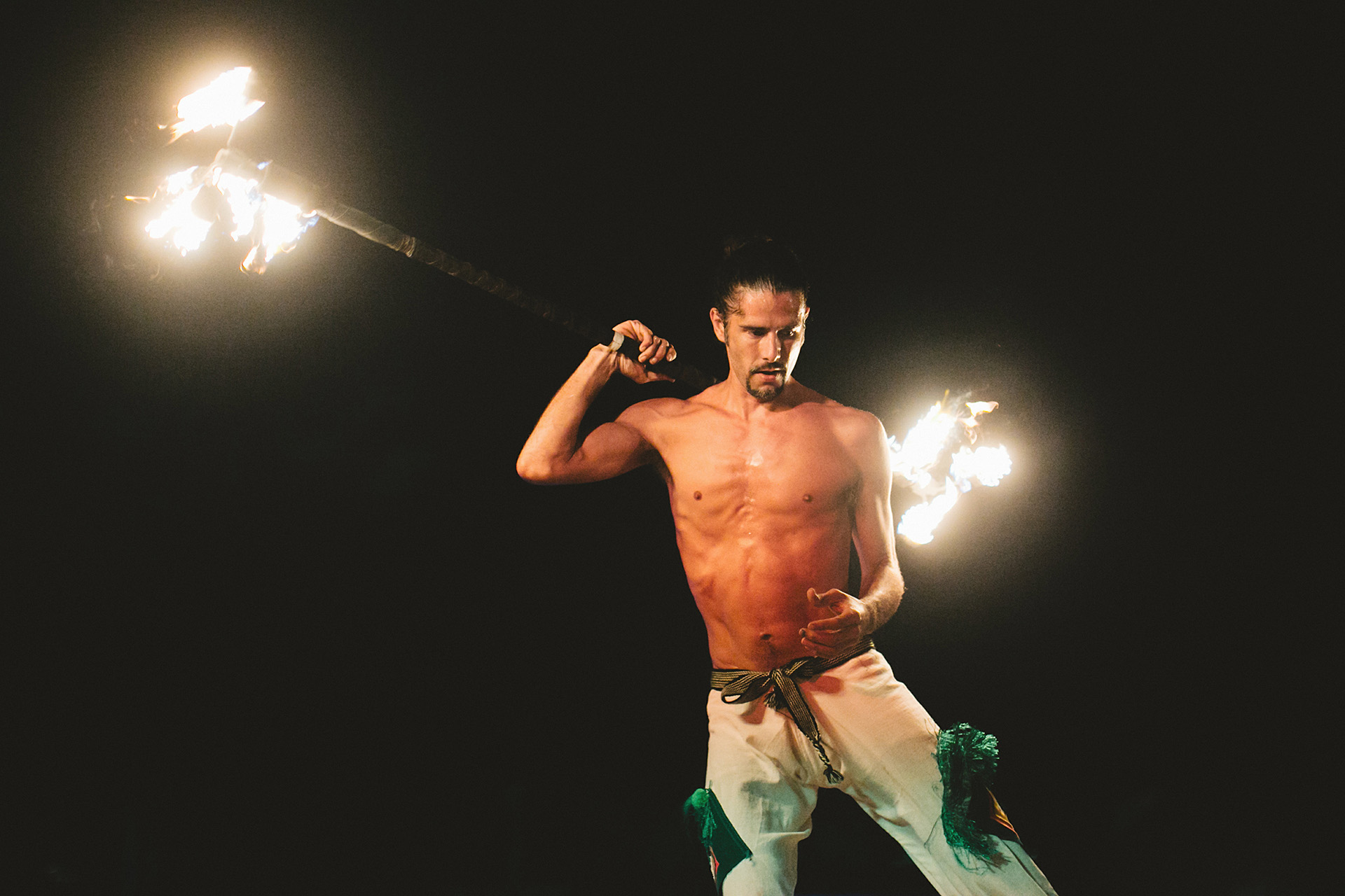 punta mita flame dancer