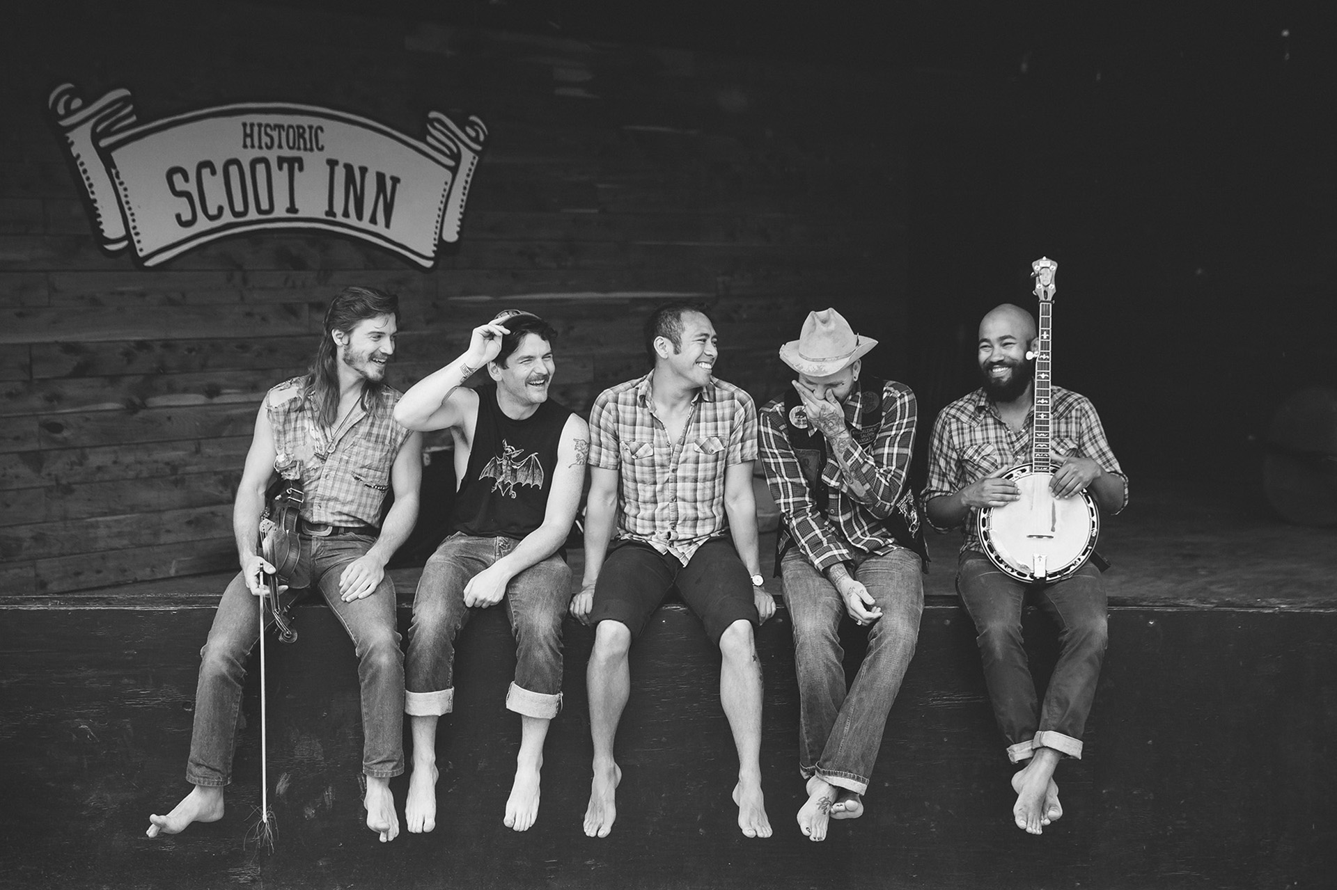Whiskey Shivers at Scoot Inn