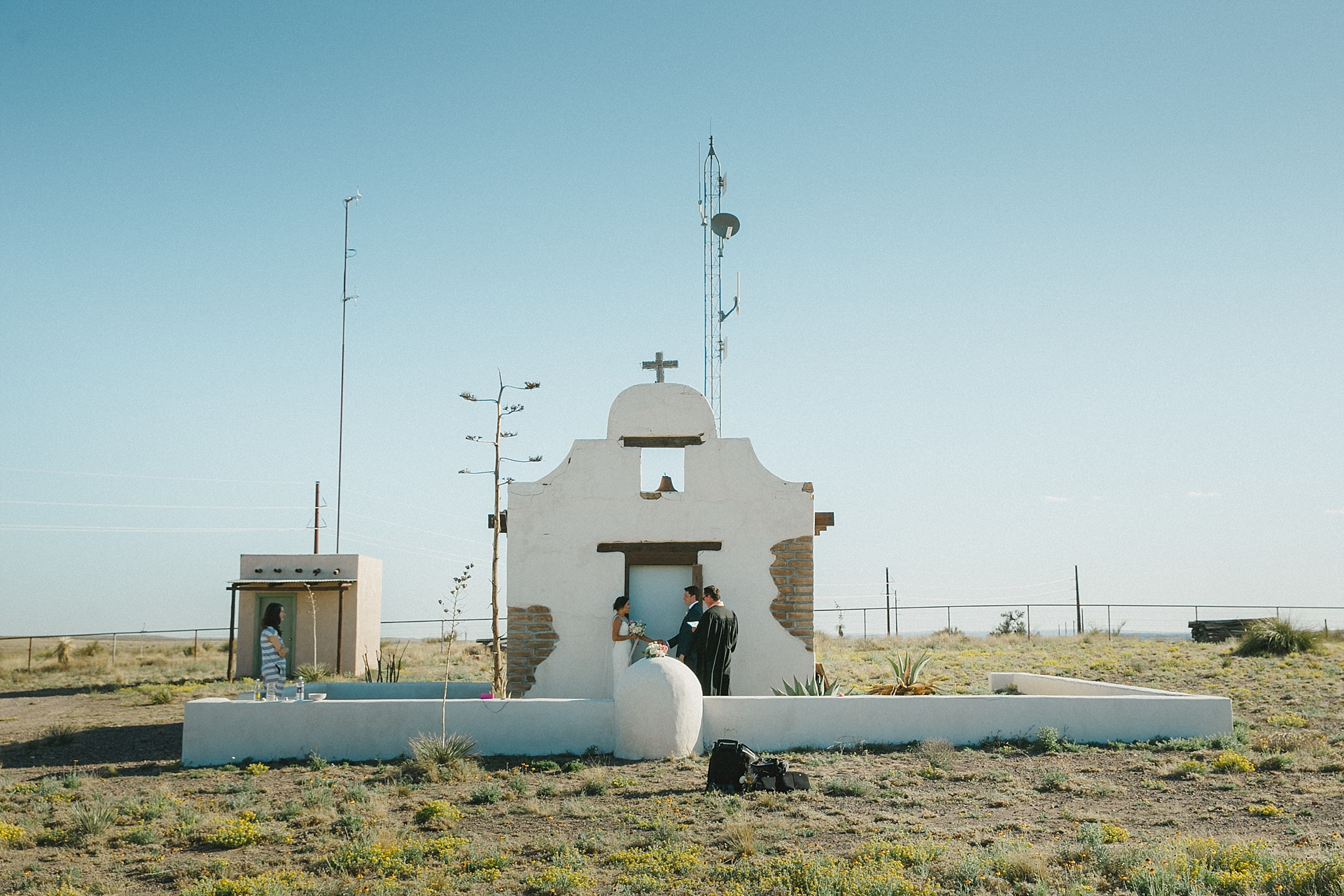 cowboy church marfa