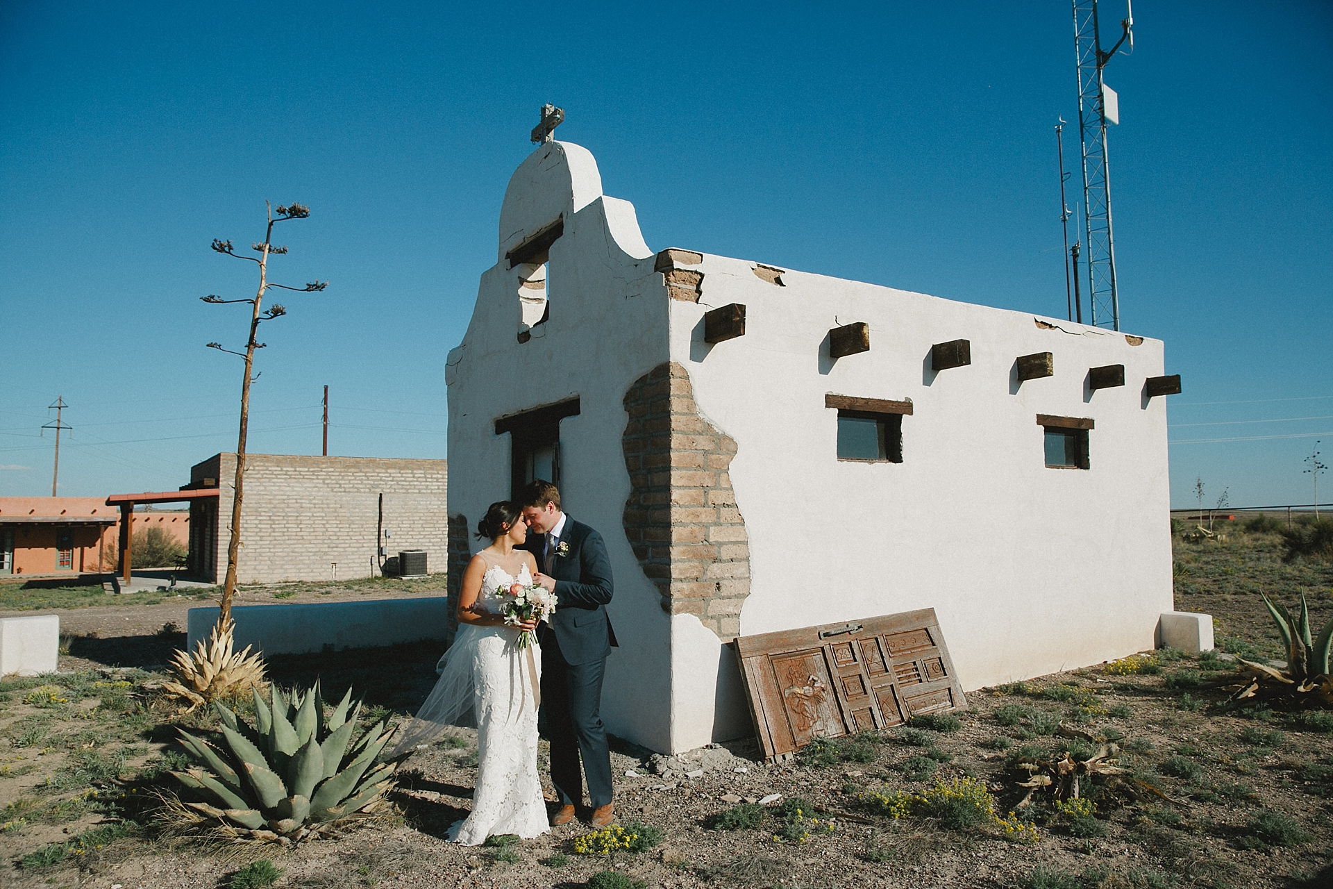 marfa chapel elopement