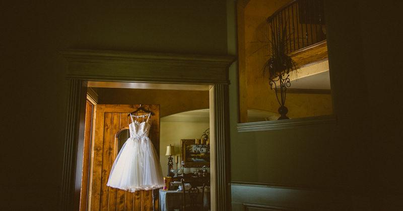 Claire + Caleb: Wedding