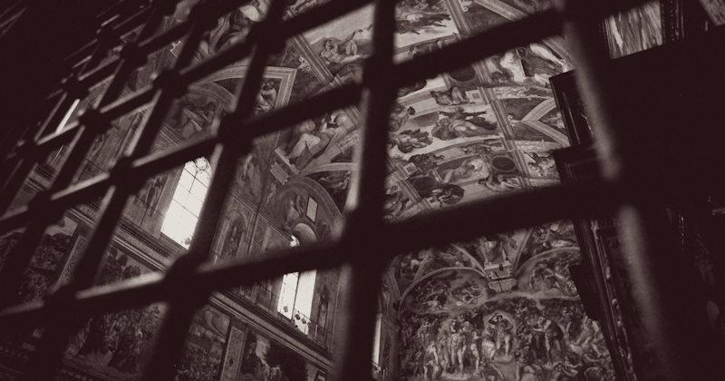 Rome : Sistine Chapel