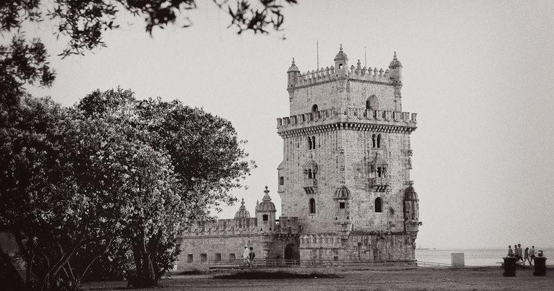 Lisboa Portugal : Torre de Belem