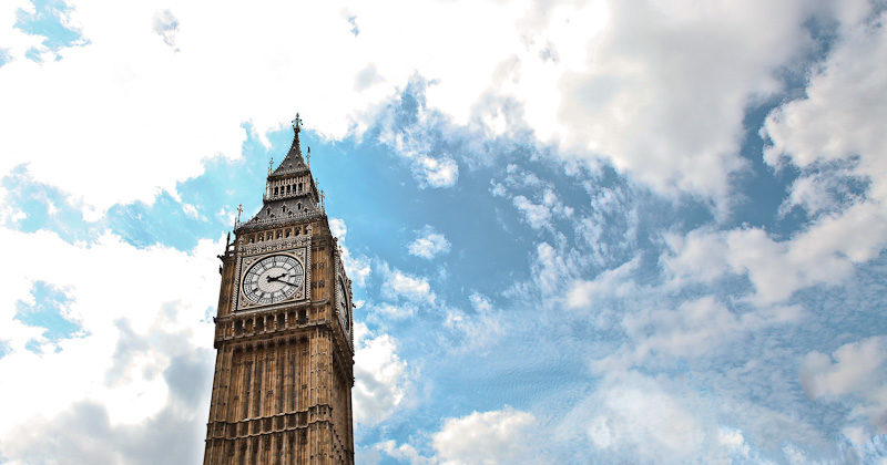 London, England : Big Ben