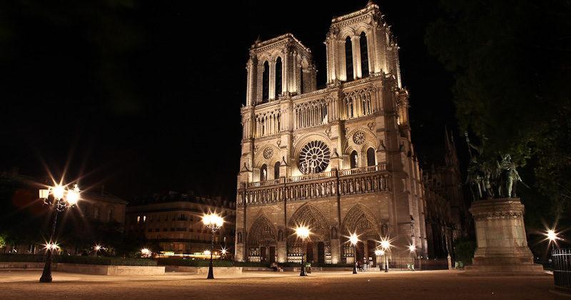 Paris France : Notre Dame