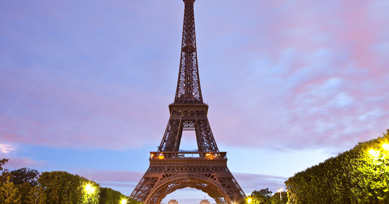 Paris France : Eiffel Tower