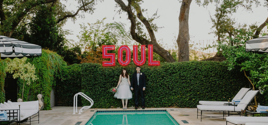Abby & Ben: Hotel Saint Cecilia Wedding