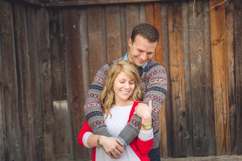 Megan Amp Davids Engagement Session In Austin