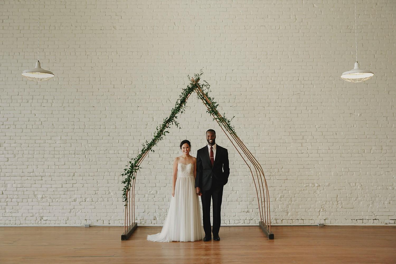 111 east wedding