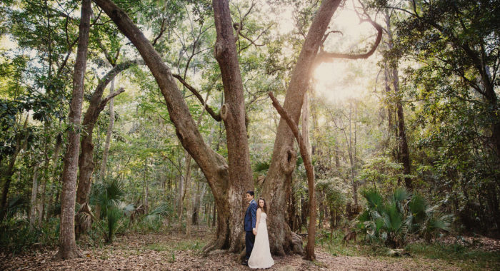 Wormsloe Wedding in Savannah: Jessica + Jose