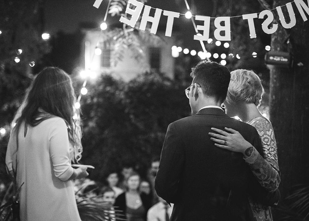 Justine's Secret House Wedding
