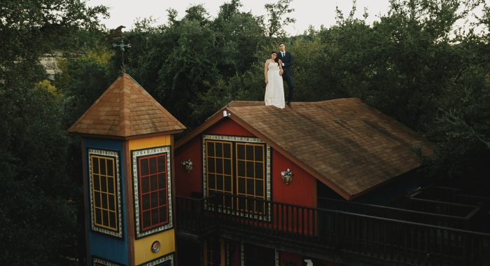 Casa Rio De Colores Wedding in Austin