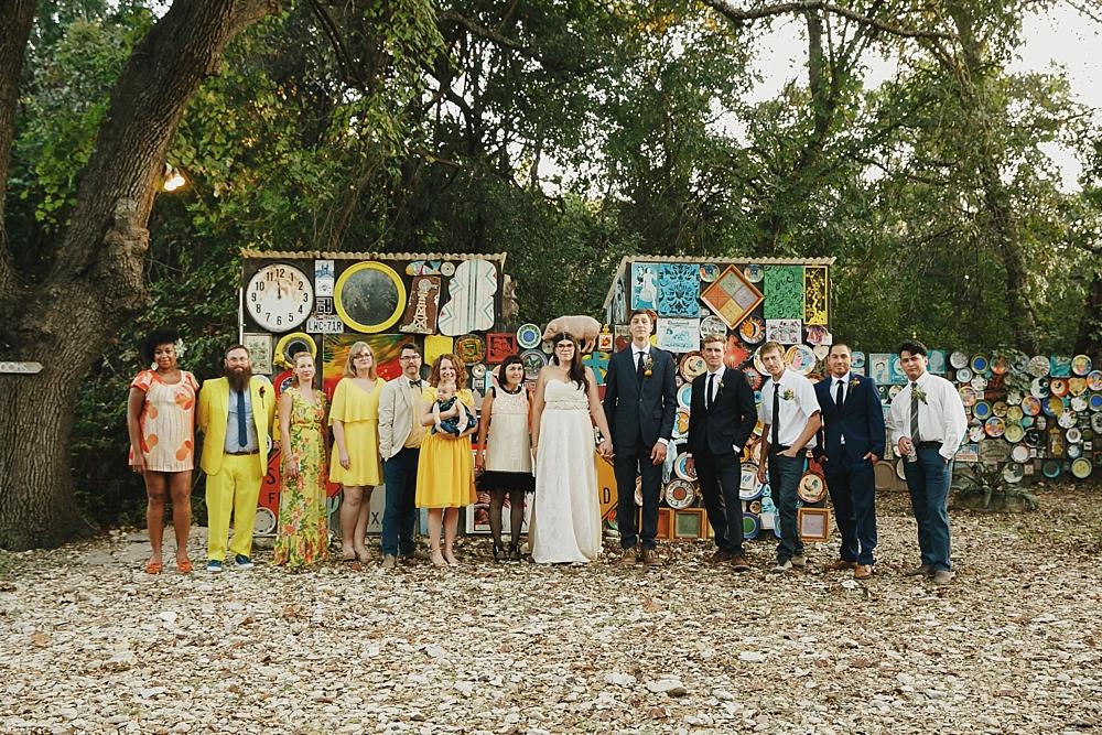 casa de colores colorful wedding