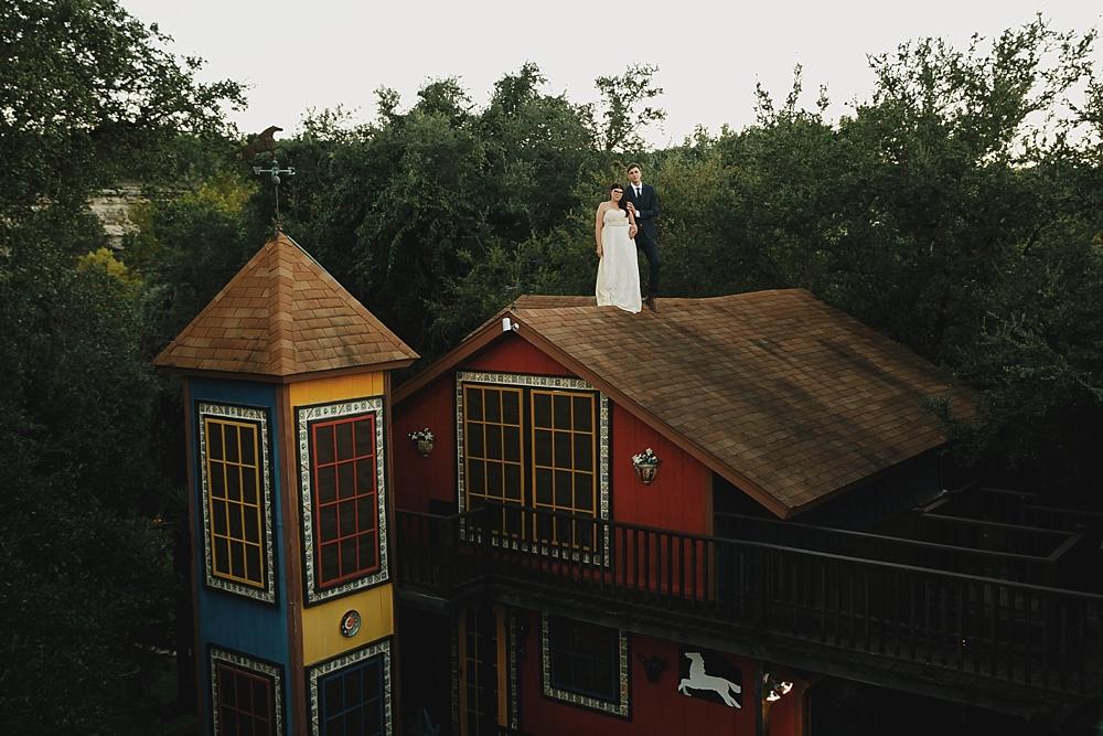 casa de colores wedding